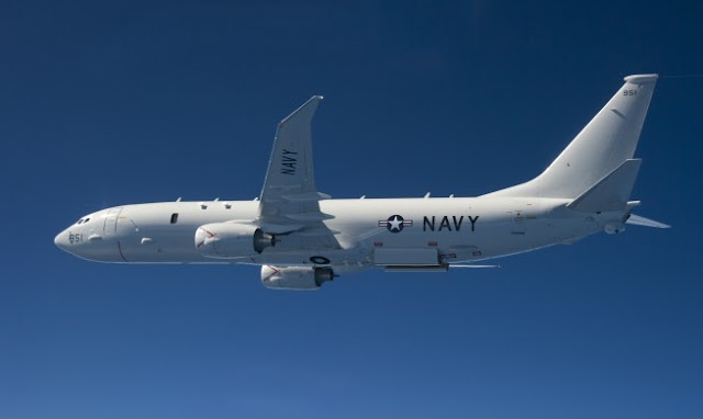 Rússia intercepta avião de espionagem dos EUA no Mar Negro
