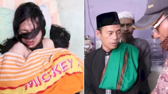 Pasangan Gancet di Kos, Ternyata demi Konten dan Cuma Settingan, Netizen Geram