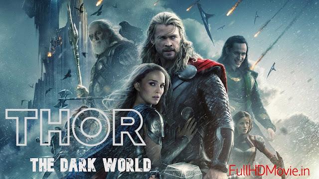 Thor The Dark World Movie -(Hindi) In 720p HD