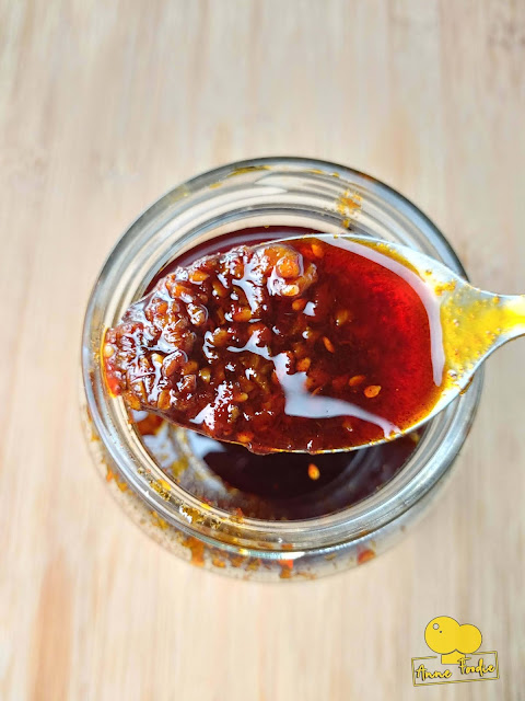 homemade chili garlic oil recipe