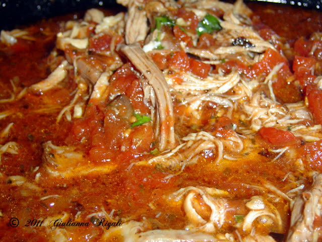 Chunky Pork Shoulder Ragu Recipe