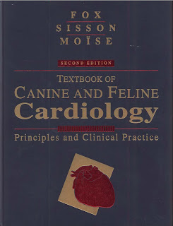 Textbook of Canine and Feline Cardiology 2nd Edition