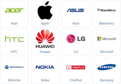perangkat smartphone LG yang laris