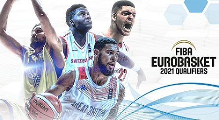 FIBA EuroBasket 2021 Qualifiers: All Groups, teams Full Schedule, Dates confirmed.