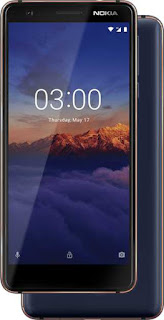 Nokia 3.1 Black Copper