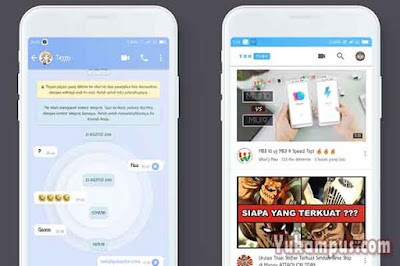 download tema xiaomi blue males