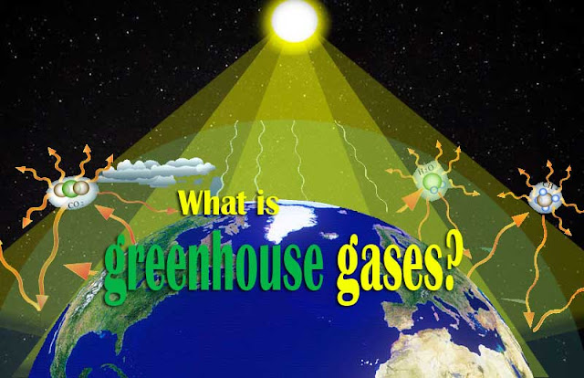 what is greenhouse gases