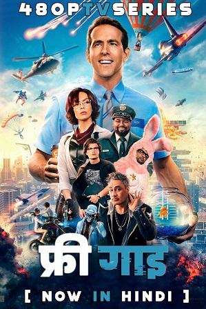 Free Guy (2021) Full Hindi Dual Audio Movie Download 480p 720p Bluray