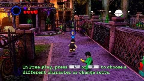 LEGO Batman The Video Game ISO PPSSPP - isoroms.com