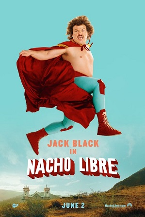 Nacho Libre (2006) Full Hindi Dual Audio Movie Download 480p 720p Bluray