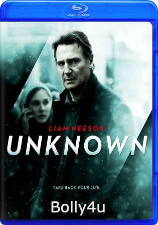 Unknown 2011 BRRip Hindi 350MB Dual Audio 480p ESub Watch Online Full Movie Download bolly4u