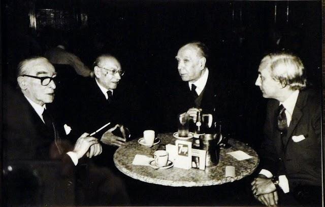 Jorge Luis Borges      Evocación de Carlos Mastronardi