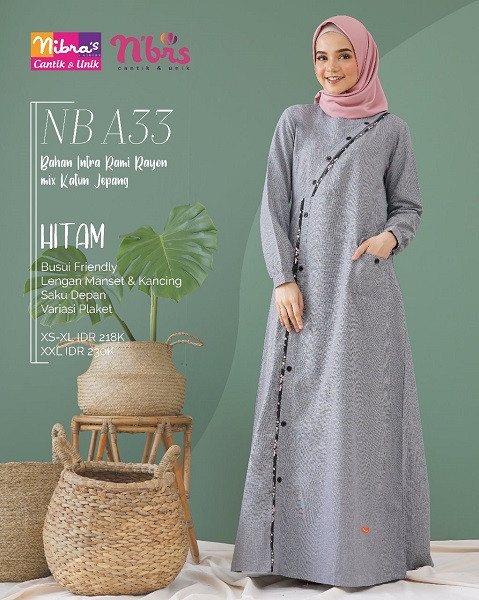 GAMIS NIBRAS NB A33