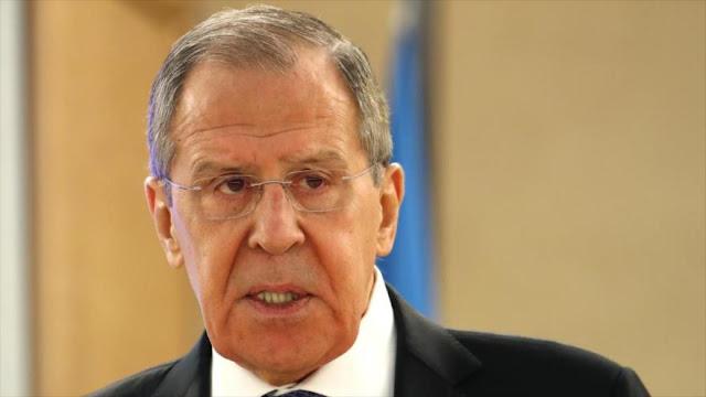 """Rusia refuta acusaciones de EEUU sobre """"peligrosa"""" maniobra aérea"""