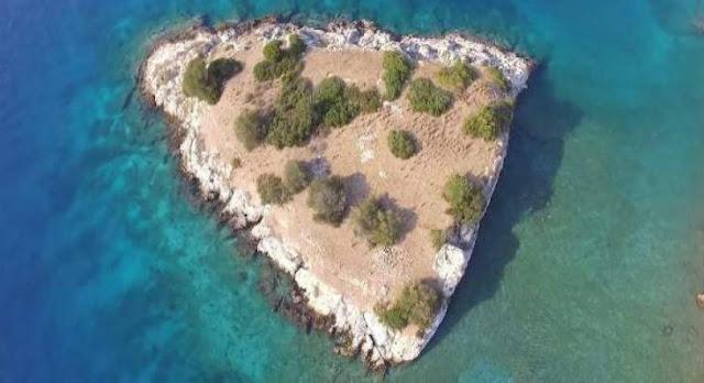 Σιδερώνα το νησί των «βρυκολάκων» [Βίντεο]