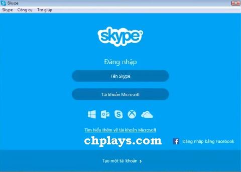 Tải Skype – Chát, gọi video HOT mới nhất về cho laptop, máy tính 1