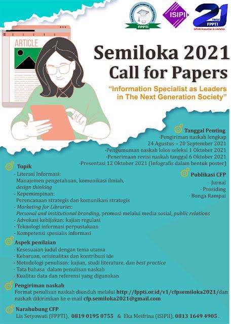 CFP Semiloka 2021