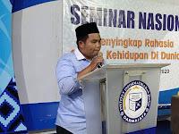 Seminar Nasional di IBI Darmajaya Berjalan Sukses