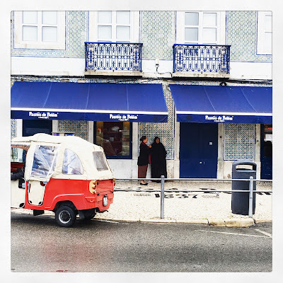 Lisbonne / Adresses déco et restau  / Crédit Photos Atelier rue verte /