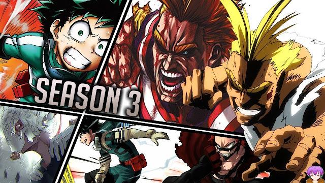 Boku No Hero Academia Season 3 Episode 25 : A Season of Encounters