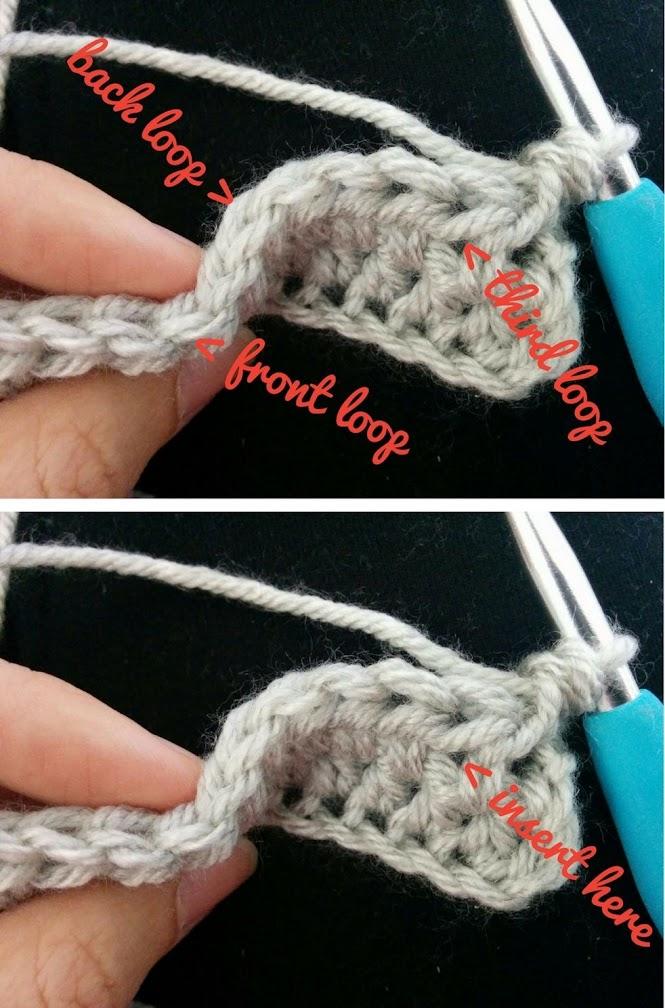 Half Double Crochet Minnie Mouse Sweater FREE Crochet Pattern