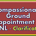 BSNL: Clarification on Compassionate Ground Appointment in BSNL