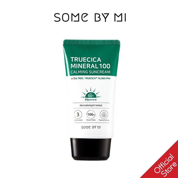Kem chống nắng Some By Mi Truecica Mineral 100 SPF50+/PA+++