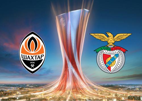 Shakhtar Donetsk vs Benfica -Highlights 20 February 2020