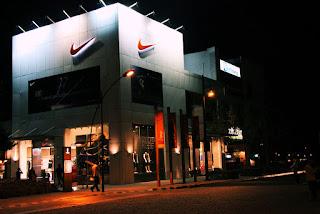 Nike Detroit
