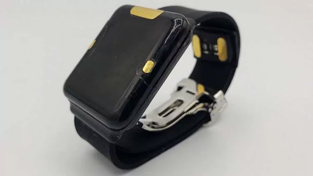 The world's first non-invasive blood glucose meter, and even in smartwatch format. This was shown by Quantum Operation