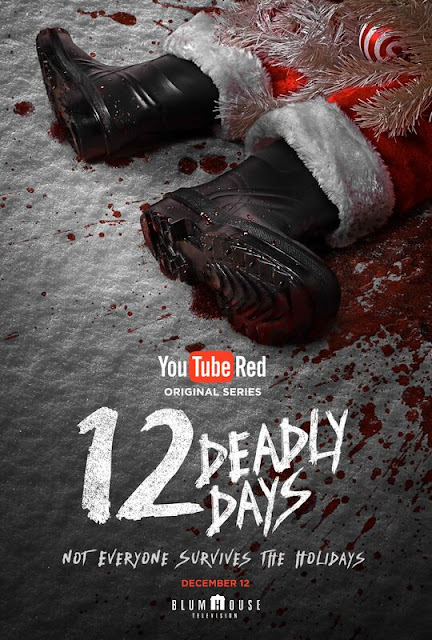 12 Deadly Days poster