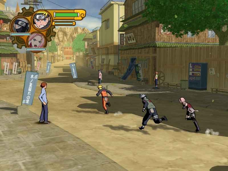 naruto shippuden  ultimate ninja 5 ps2screenshots249695 800x600 nosologeeks - Naruto Shippuden Ultimate Ninja 5.iso PS2