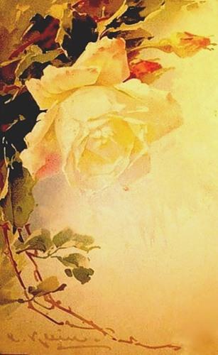"""Катарина Кляйн (Catharina Klein, 1861 - 1929) - Главная """"Цветочница"""" Германии, Катарина Кляйн, Catharina Klein, художники, художница, биография, немецкие художники, иллюстраторы, иллюстрации, картины, открытки, натюрморты, цветы, иллюстрации цветочные, птицы, иллюстрации с цветами, иллюстрации с птицами, иллюстрации с фруктами, открытки, акварели, рисунки, картины, искусство, розы,"""