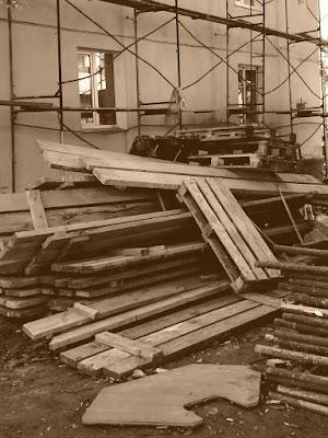 Не включение самовольной постройки при разделе имущества