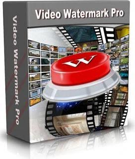 برنامج اضافة العلامات المائية على الفيديو Video Watermark مجانا