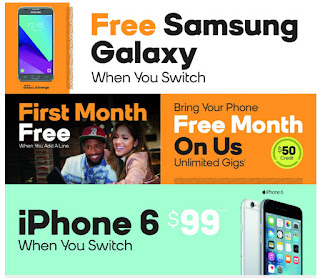 New Boost Mobile Promotions