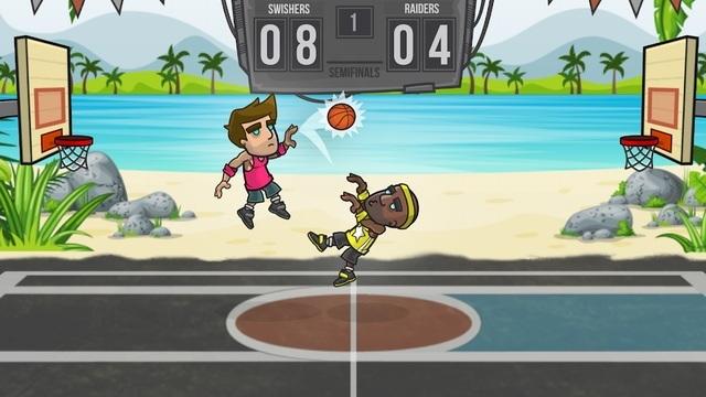 أفضل ألعاب كرة سلة للأندرويد