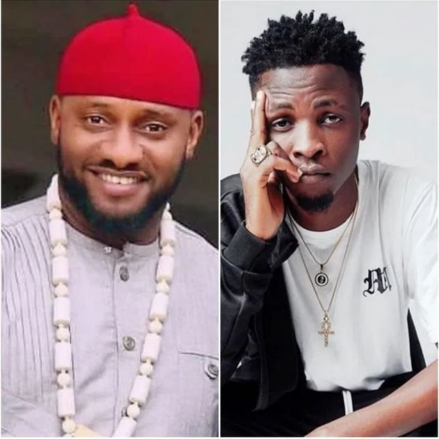 Nollywood Actor, Yul Edochie Declares Support For BBNaija Housemate, Laycon #Arewapublisize