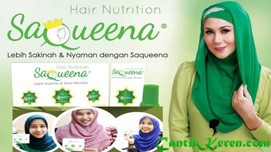 Harga Produk Saqueena Serum Hair Nutrition