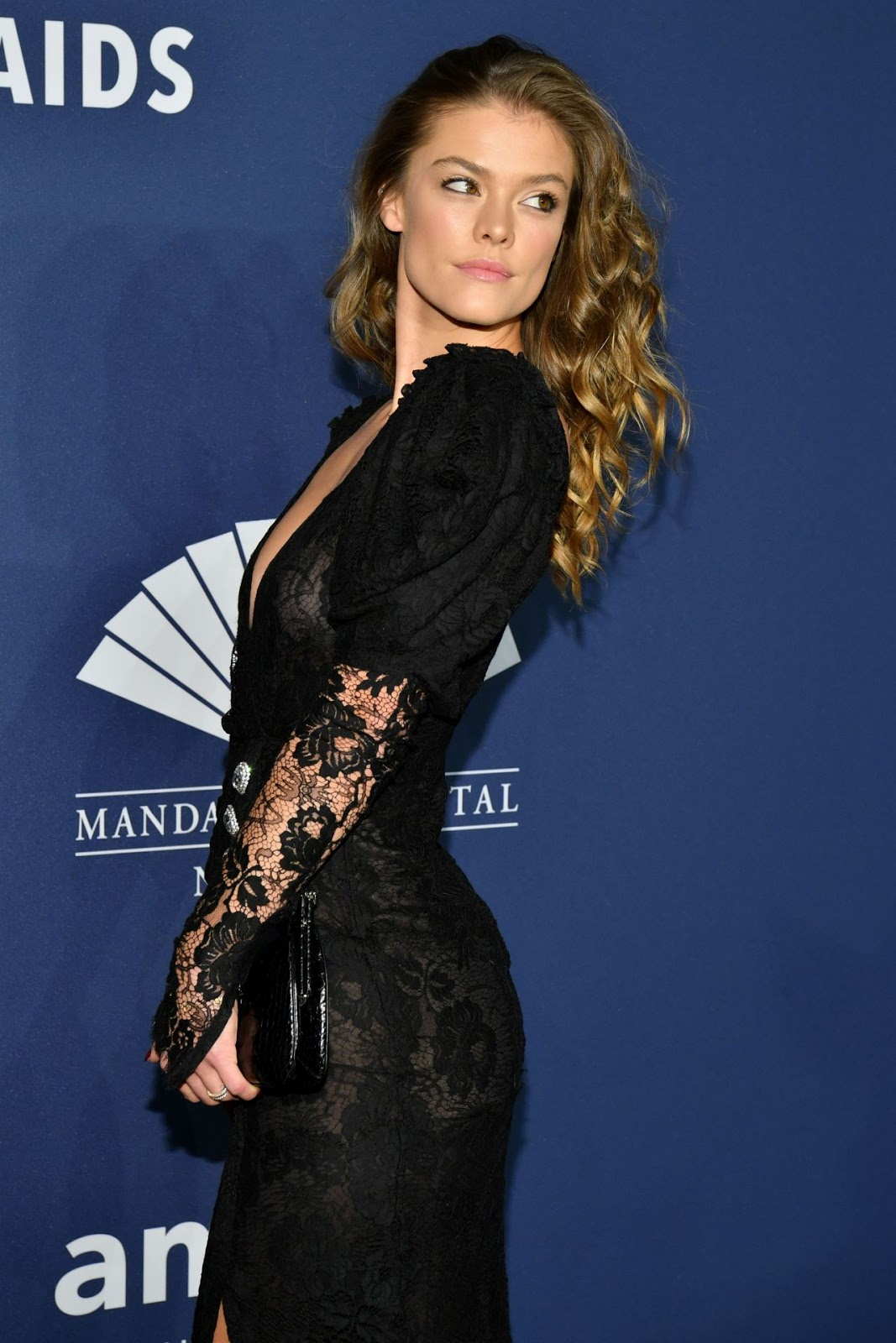Nina Agdal - 22nd Annual amfAR Gala Benefit For AIDS Research in NYC