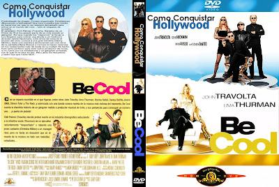 Carátula dvd: Cómo conquistar Hollywood (1995) Be Cool