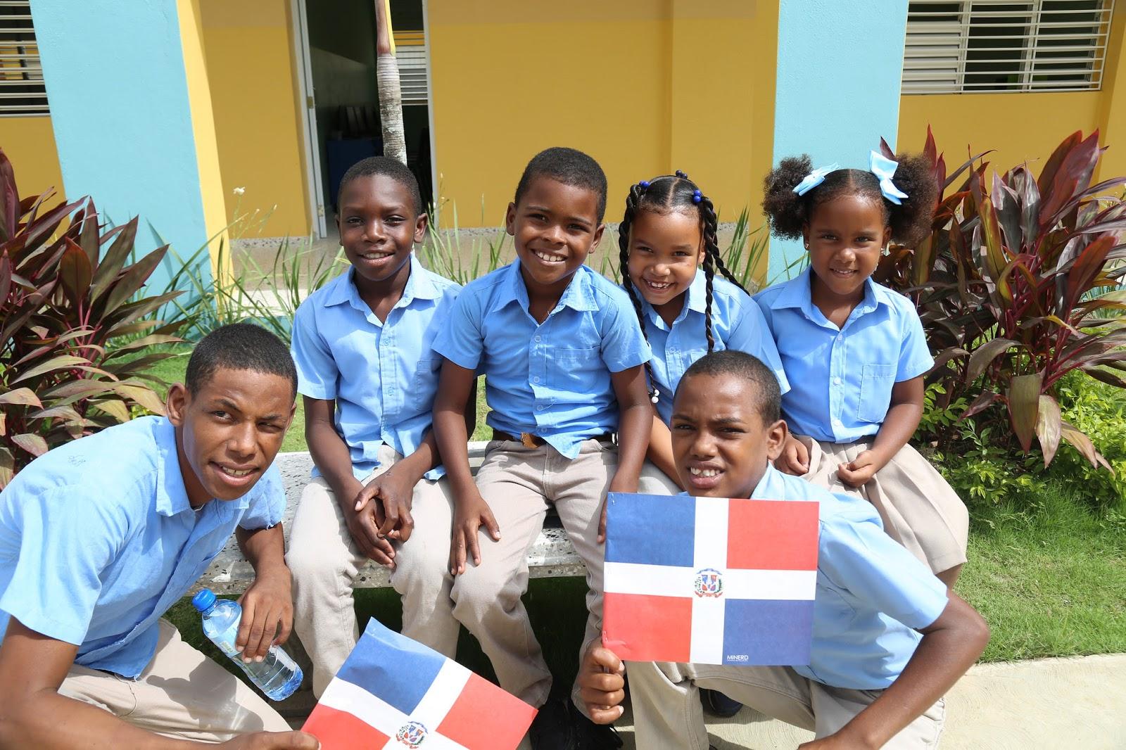 En La Romana, estudiantes de Sinaí reciben anhelada escuela con Jornada Escolar Extendida