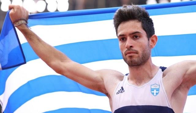 ΧΡΥΣΟΣ ΟΛΥΜΠΙΟΝΙΚΗΣ...!!ΜΥΘΙΚΟΣ Ο ΜΙΛΤΟΣ Τεντόγλου:«Πέταξε» στα 8.41μ. και κατέκτησε το ΧΡΥΣΟ μετάλλιο ΣΤΟ ΤΟΚΙΟ...!![ΒΙΝΤΕΟ]