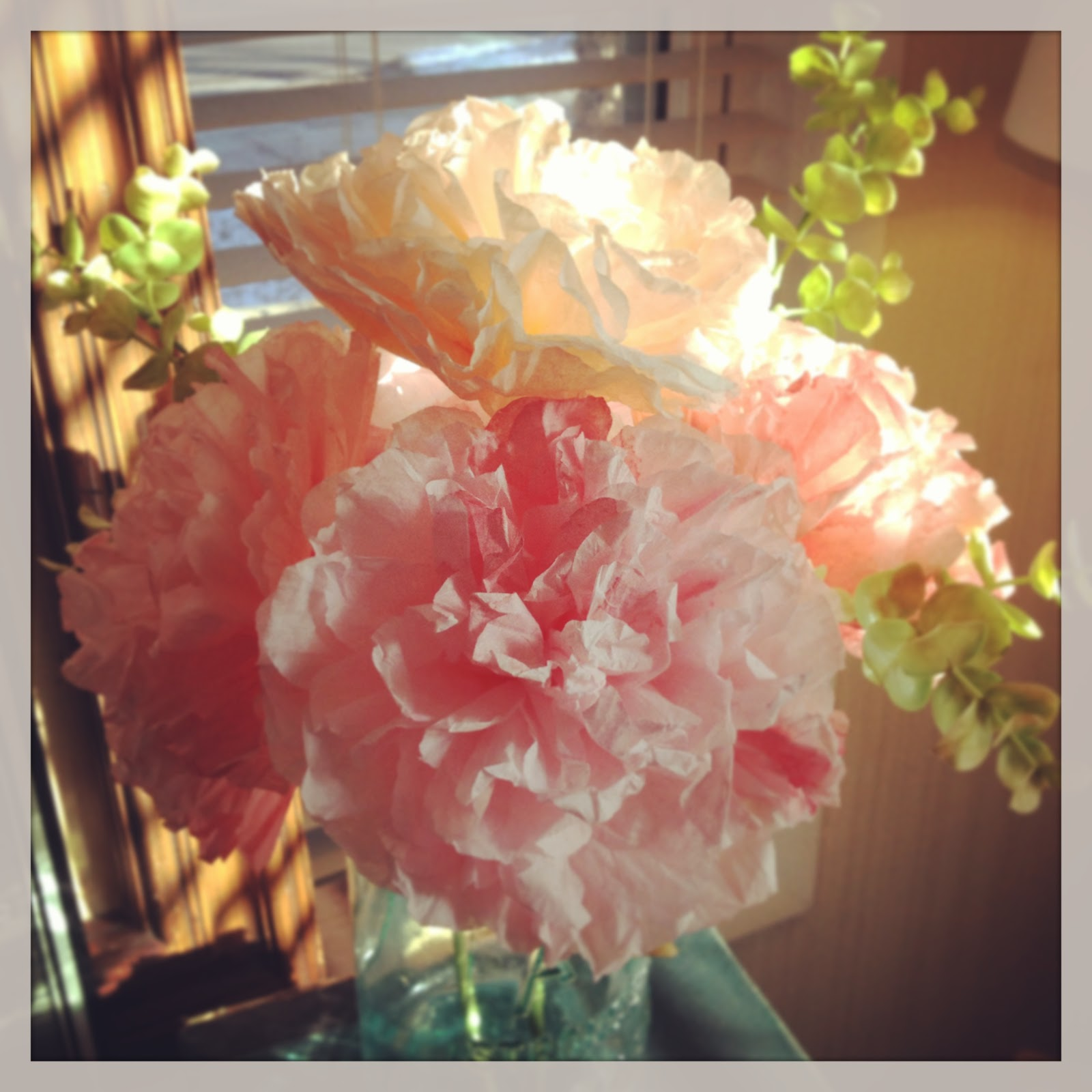 Tutorial Coffee Filter Flowers