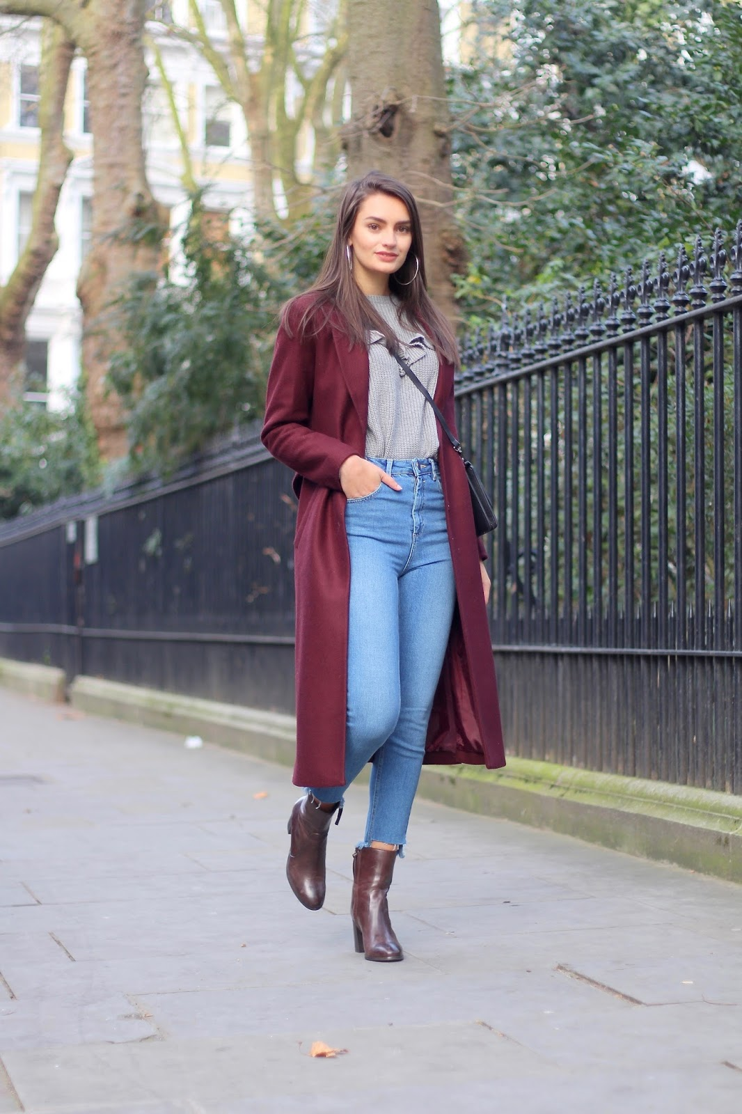 peexo style blogger january blues