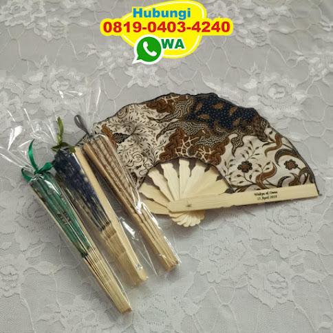 souvenir kipas batik 53305