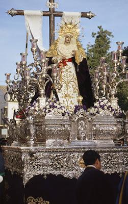Loreto abrirá a partir de ahora, la jornada del Viernes Santo en Jerez de la Frontera
