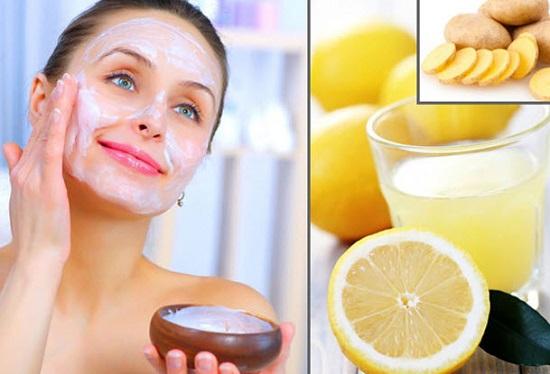 وصفة العسل لتبييض الوجه الجاف