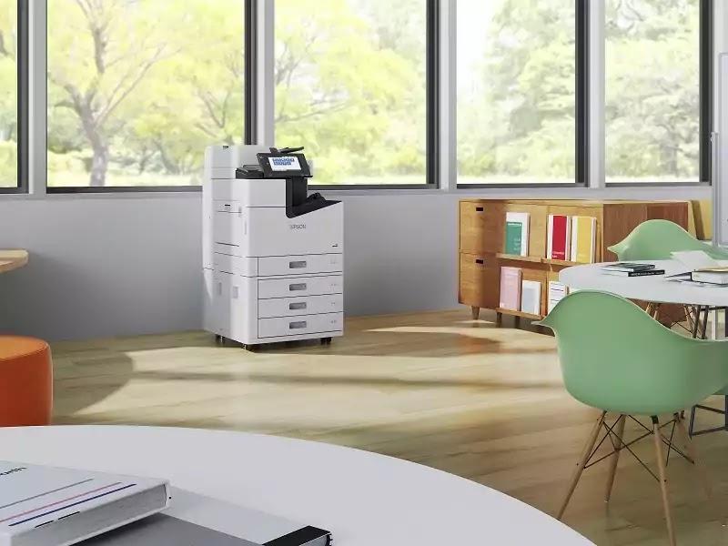 Epson WorkForce Enterprise WF-C20600 A3 Multifunction Printer