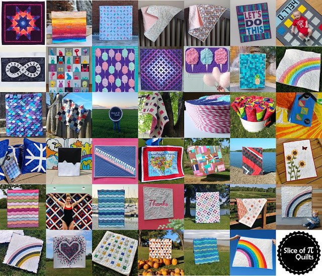 Quilts I made in 2019